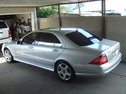 2004 Mercedes Benz S500 Detailed