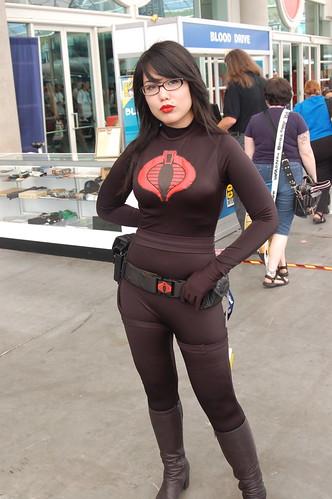 Comic Con 2008: Baroness