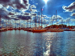 harbor (paul bica) Tags: pictures summer sky sun lake toronto hot color colour art water colors beautiful beauty clouds digital photoshop boats photography photo yahoo google amazing graphics pix exposure flickr colours image photos pages harbour pics top picture pic images best collection photograph clipart thumb sensational thumbnails msn flikr brilliant flick hdr dex flicker screensavers dexxus boatislandpoetry