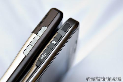 Nokia E61 vs Nokia E71