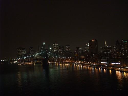 Trip to New York: Brooklyn Bridge