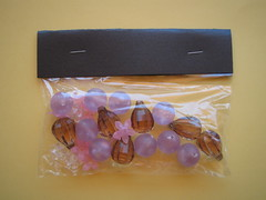 More Beads!!! (ONE by one) Tags: gift presents supplies regalos materiales recibidos maluciana26
