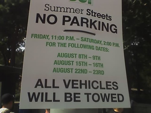 Summer streets coming soon