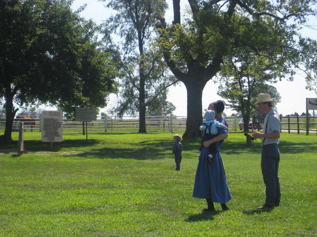 Amish.