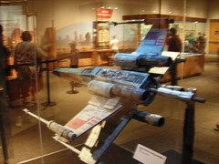 DSCN6043 (pi8you) Tags: starwars xwing sciencemuseum xei classictrilogy