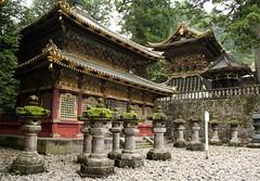 2008-07 Nikko 024 (blogmulo) Tags: travel heritage japan temple site unesco viajes nippon nikko 2008 japon templo toshogu japn humanidad patrimonio aplusphoto blogmulo