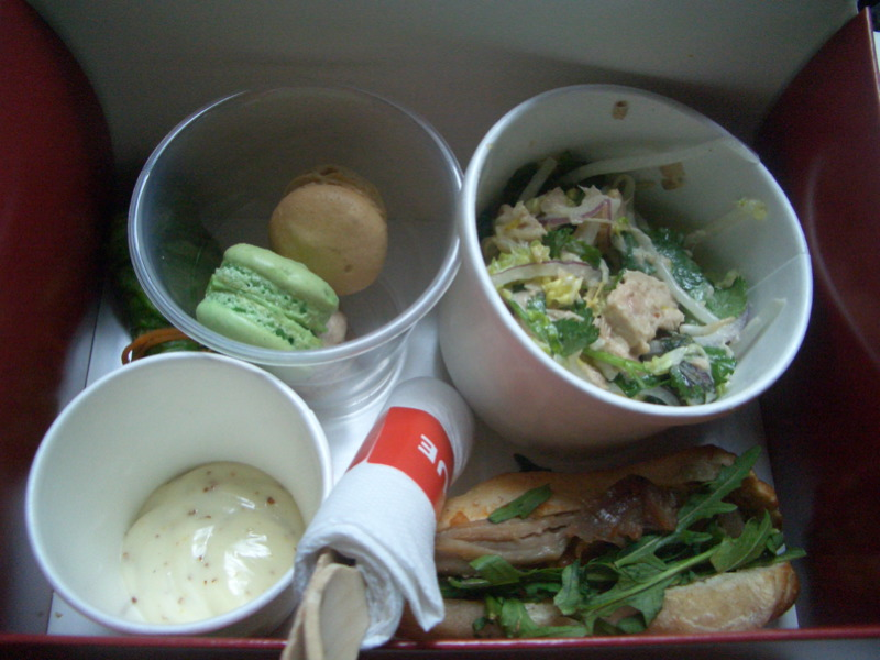 August lunchbox