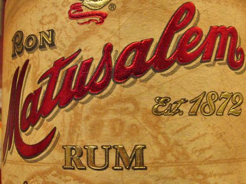 Ron Matusalem Gran Reserva 15 Year Old Rum