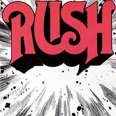Rush: self-titled debut album (1974)