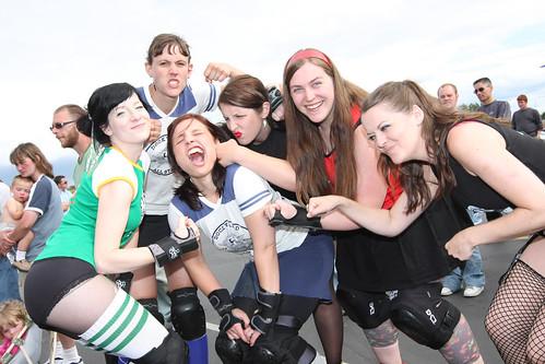 dockyard derby dames