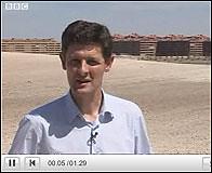 Reportaje de la BBC en Seseña