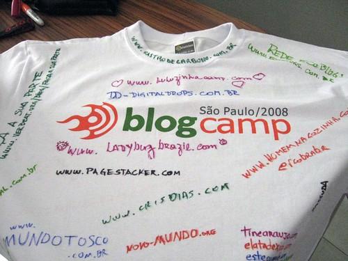 BlogCamp2008 - 31/08