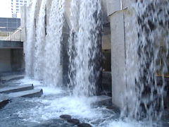 Video of Martin Luther King Memorial (Sam Fam) Tags: sanfrancisco waterfall yerbabuena 2008