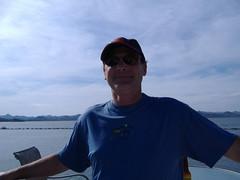Boating on Lake Pleasant (melissemarie1) Tags: arizona people sun lake water beautiful fun drive boat view desert bluesky pleasant lakepleasant