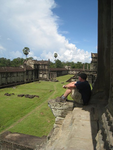 Deep Thoughts at Angkor Wat