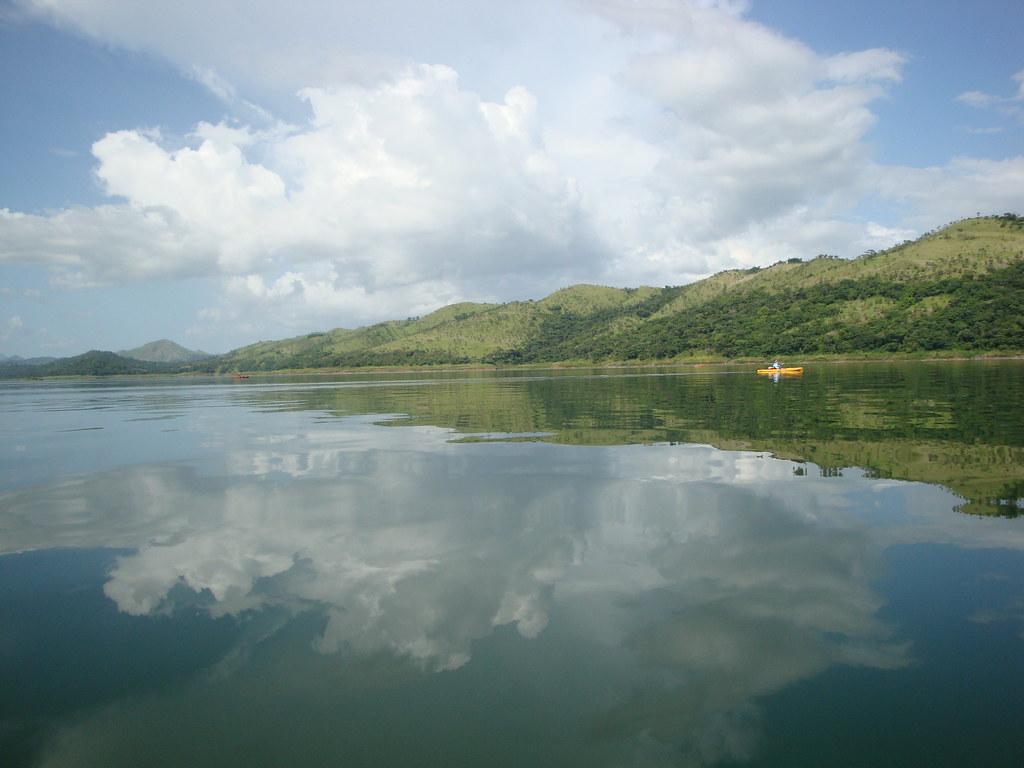 Kayak Club Venezuela en Camatagua