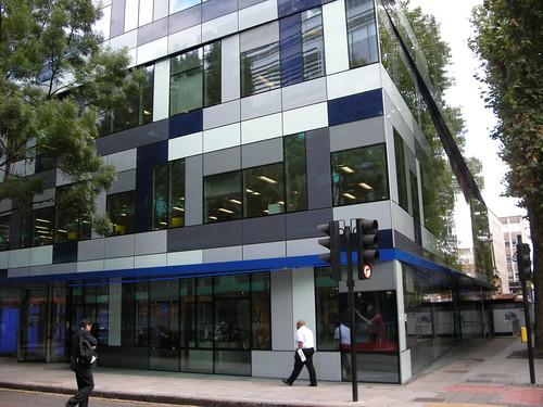 Arup HQ at 13 Fitzroy Street