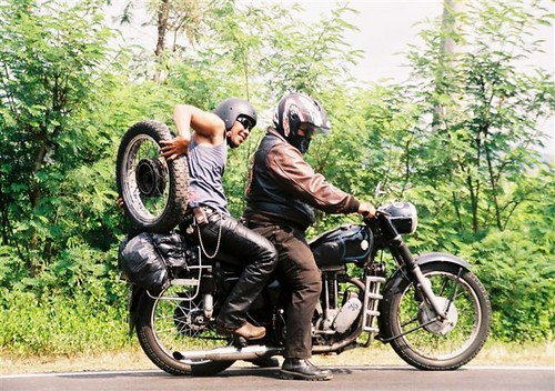 B.C.B & H.M.T Bali to Solo (Java) & return tour by Bali Classic Bikes