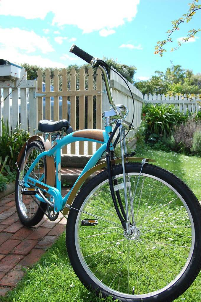 Sep 13 - My Beach Cruiser