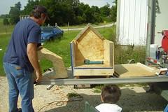 091308-04 Rob building