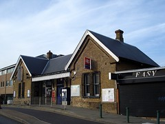 Picture of Palmers Green Station