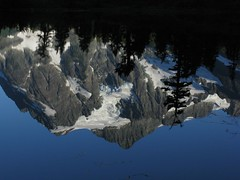 Shuksan reflected in Picture Lake