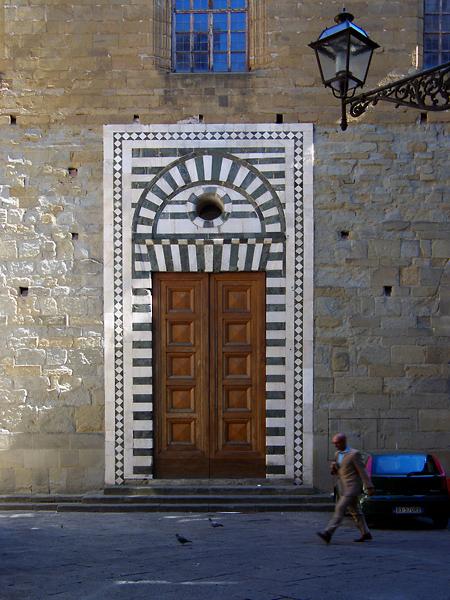 Doorway - Florence, Italy