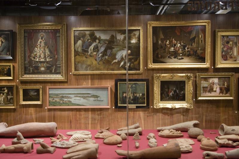 Morbid Anatomy Wellcome Collection London