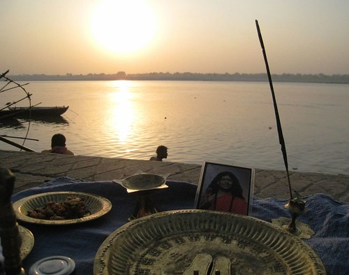 Guru Puja @ Varanasi