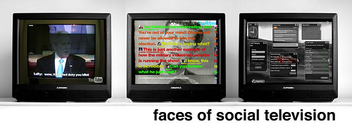 faces of social television