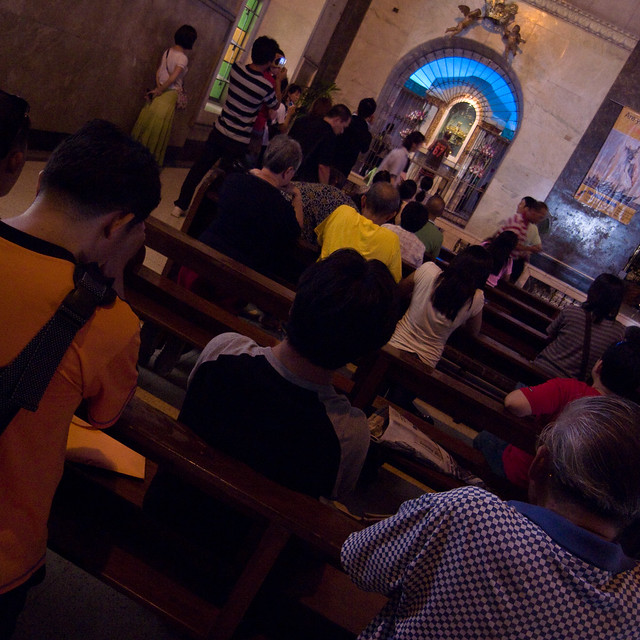 2008.09.29 Basilica of Santo Nino
