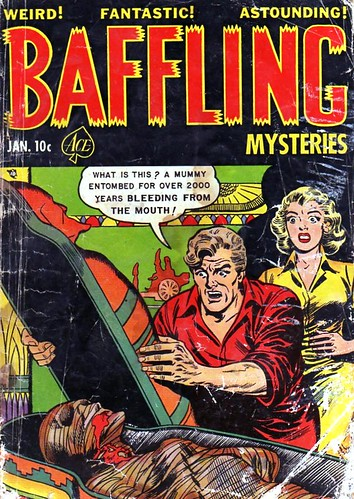 Baffling Mysteries 13 (by senses working overtime)