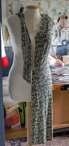 Half-a-dress