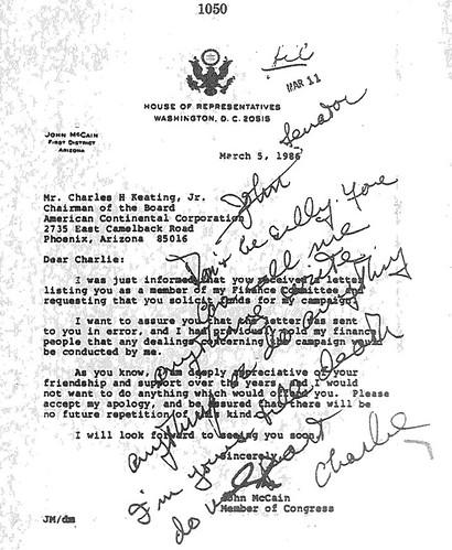 Keating-Letter
