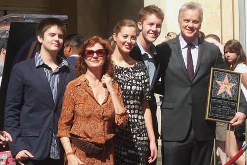 Susan Sarandon, Tim Robbins and Family | Flickr - Photo Sharing!