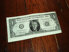 Credit Crunch! (Dan Finnan) Tags: credit economic financial crunch dollars federalreservenote creditcrunch