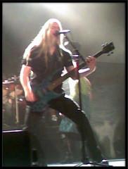 Nightwish, Trocadero 2008 (Karolina Patrycja) Tags: philadelphia 2008 trocadero nightwish