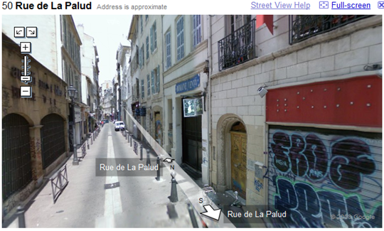 google street view france 1
