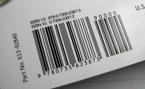 ISBN-barcode[1] by BillPe.