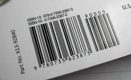 ISBN Information - ISBN Barcode