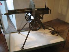 Festung Hohensalzburg Machine Gun