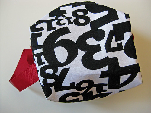 Piddleloop Numbers Pouch