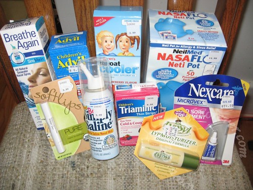 Cold product score from Rite Aid