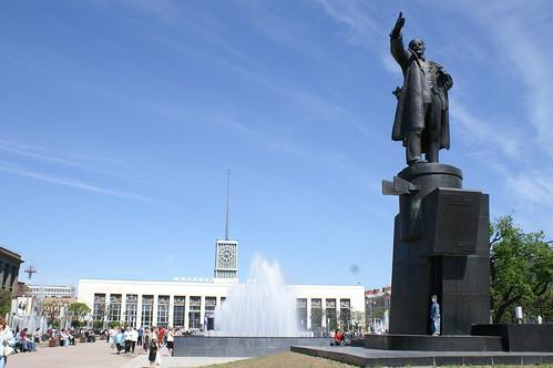Estación Finlandia