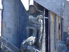 Tortured symbolism (access.denied) Tags: vacation sculpture art monument sofia bulgaria socialistrealism summer2008