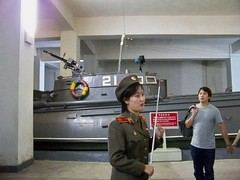 Dean pays attention to Kyung-il (Ray Cunningham) Tags: tourism del october republic north group korea tourist peoples american tours 2008 democratic norte corea dprk koryo 北朝鮮 корея 조선민주주의인민공화국 kyungil raycunningham raymondcunningham zaruka raymondkcunninghamjr ©raymondkcunninghamjr northkoreanphotography raycunninghamnorthkoreanphotography