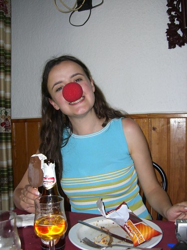 Clown Isa