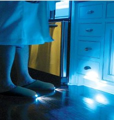 lighted slippers - cool gift