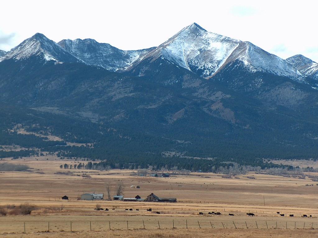 Ranch & Mountains