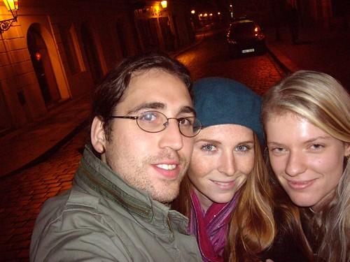 Tejo, Katka and Eliška